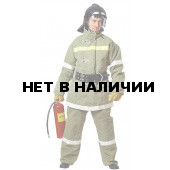 Боевая одежда пожарного 2-го уровня защиты (БОП-2) для рядового состава