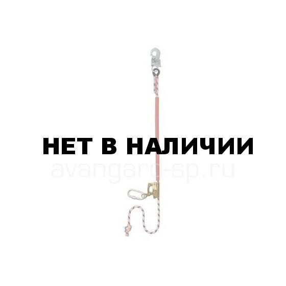 Строп веревочный одинарный с регулятором длины ползунков типа В11у