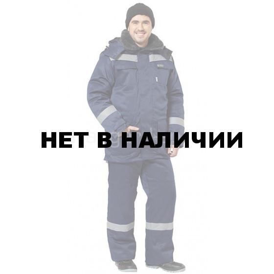 Костюм Гермес Ультра утепленный (т.син.)