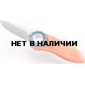 Нож с отверстием под карабин Spatha