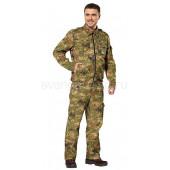 Костюм Витязь летний, камуфляж НАТО (ткань смес)