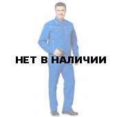 Костюм Джокер-комфорт (василек+желтый)