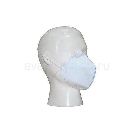 Респиратор Бриз-1106 противоаэрозольный FFP1