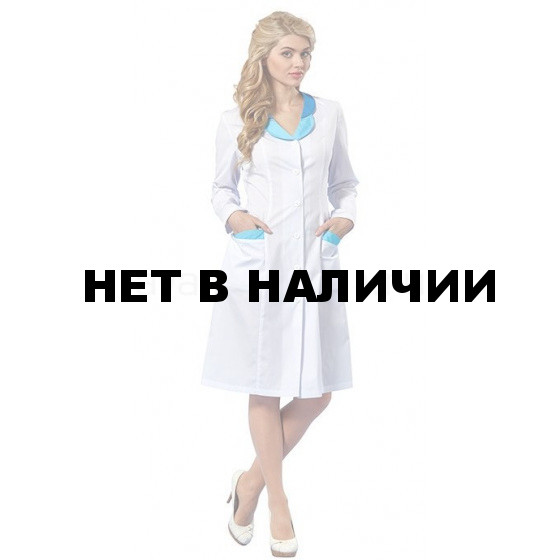 Халат женский L1102 (гол+яр.гол)