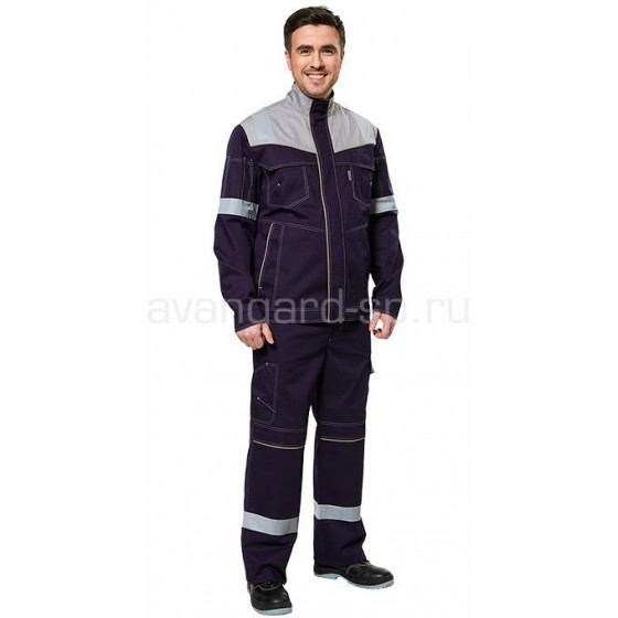 Куртка Карат NEW (т.синий+серый+бежевый)