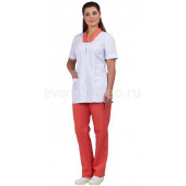 Комплект одежды медицинской женский Эдель