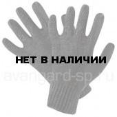Перчатки полушерстяные двойные