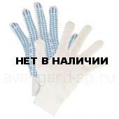 Перчатки х/б с ПВХ ПРОФИ Протектор