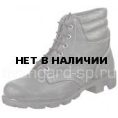 Ботинки Нитро+ кожаные, МП