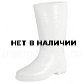 Сапоги ПВХ женские КЩС НМС (белые)