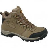 Ботинки трекинговые THB Berg с мембраной коричневые