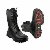 Зимние ботинки с высокими берцами АВИАТОР кожа-овчина ALPI ROTOR 709