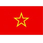 Флаг СА автомобильный
