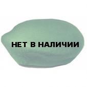 Берет фетровый зеленый