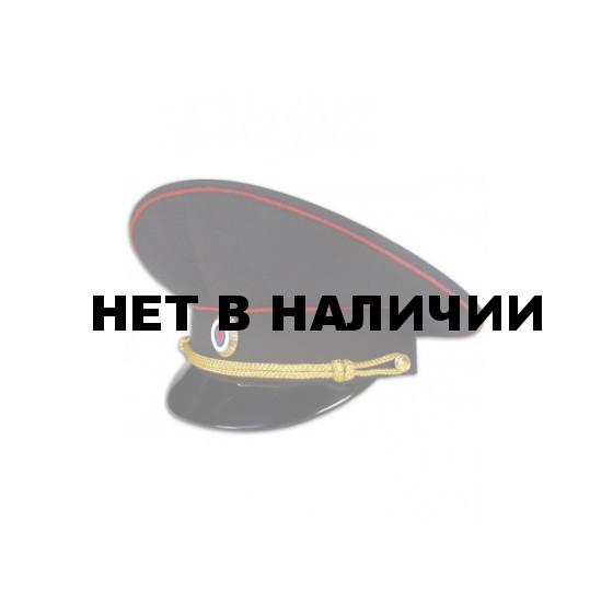 Фуражка Полиция п/ш уставная