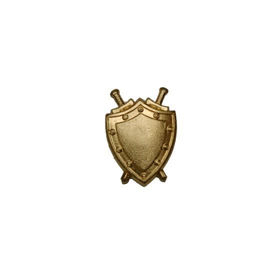 Эмблема петличная Прокуратура металл