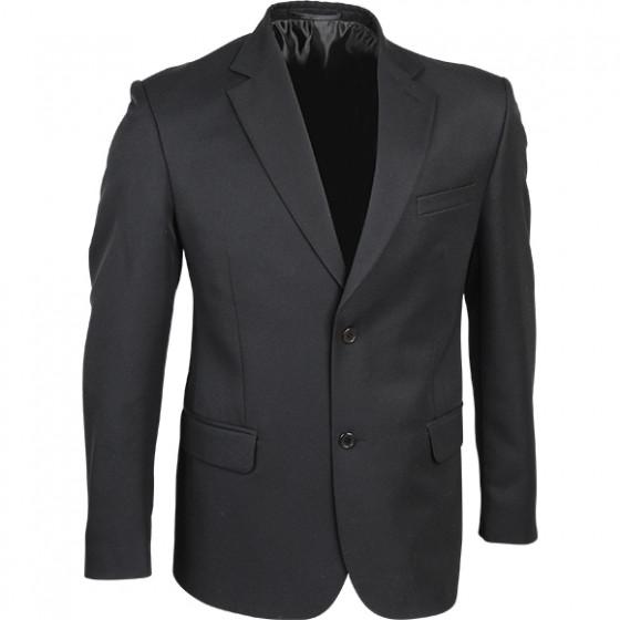 Пиджак мужской черный Kaizer