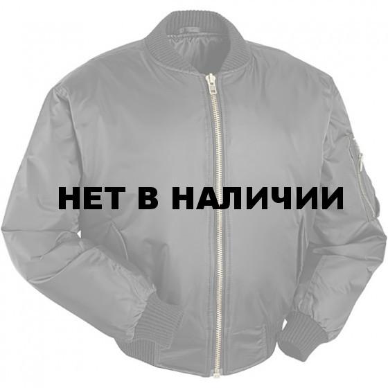 Куртка детская Пилот-S черная твил