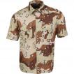 Рубашка форменная, короткий рукав, woodland