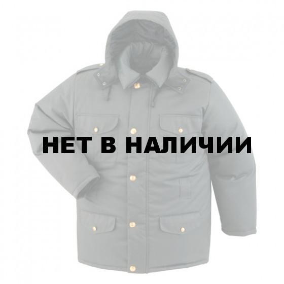 Куртка зимняя МВД (нов/обр) с капюшоном и воротником