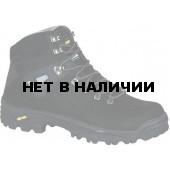 Ботинки трекинговые Himalaya черн.