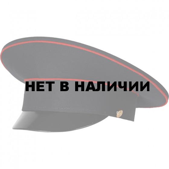 Фуражка офицерская уставная МВД