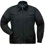 Куртка летняя Охранник М2 женская полушерстяная черная