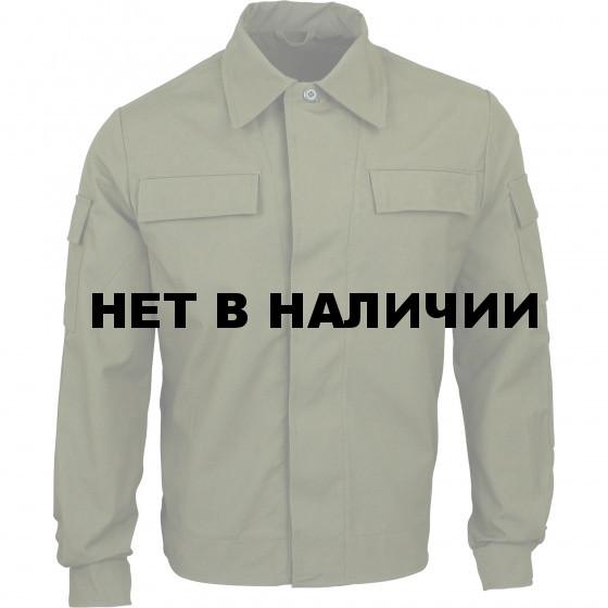 Куртка летняя ВДВ брезент tobacco
