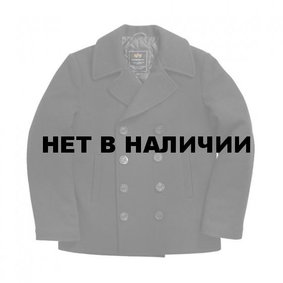 Куртка USN Pea Coat Navy Alpha Idustries XXL