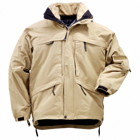 Куртка 5.11 Aggressor Parka coyote brown