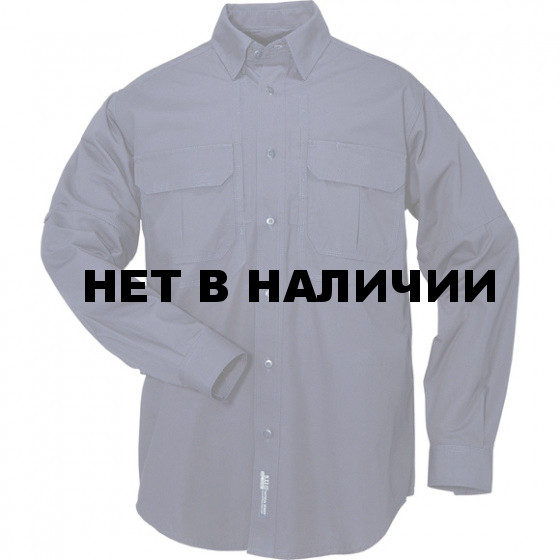 Рубашка 5.11 Tactical Shirt - Long Sleeve, Cotton fire navy XL