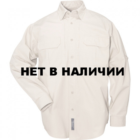 Рубашка 5.11 Tactical Shirt - Long Sleeve, Cotton khaki