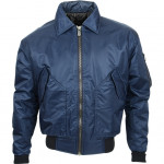 Куртка Штурман синяя твил