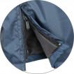 Полукомбинезон утепленный синий оксфорд
