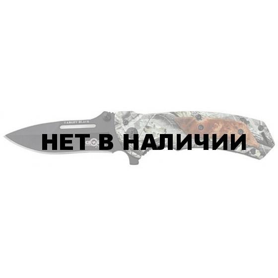 Нож складной Target Black (Ground Zero)