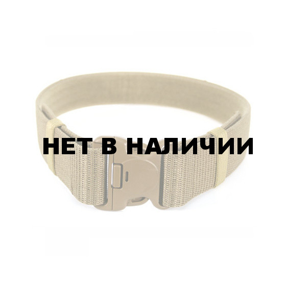 Ремень поясной Enhanced Military Web Belt Coyote Tan BLACKHAWK