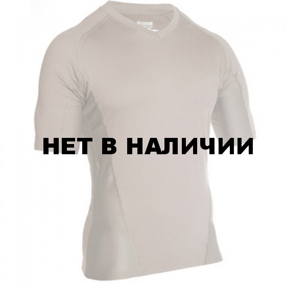 Термобелье футболка EF Shirt Short Sleeve Vneck Black BLACKHAWK