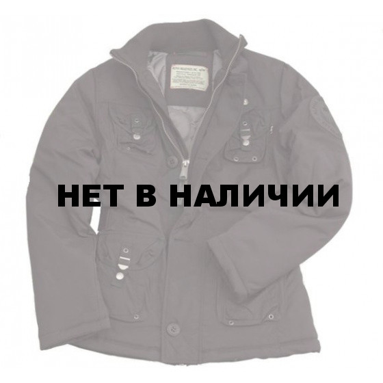 Куртка женская Kara black Alpha Industries
