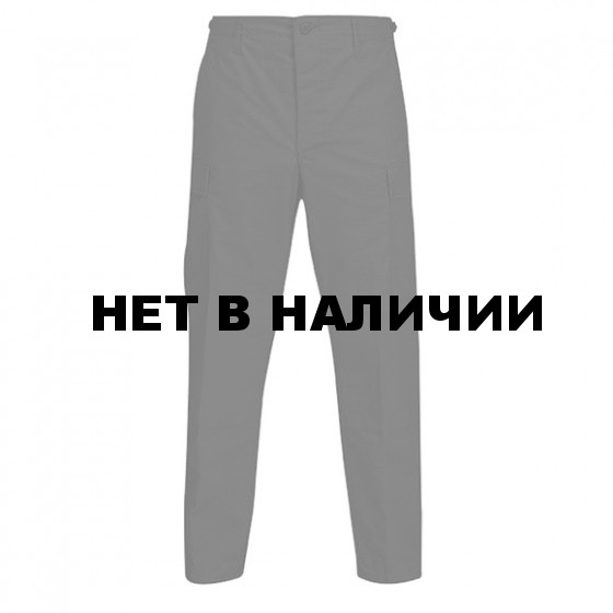 Брюки BDU Trouser 65P/35C Black Propper