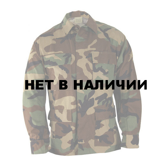 Куртка BDU 4-Pocket Coat 100C Woodland Propper