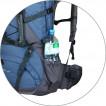 Рюкзак Voyager 130 v.2 синий/серый