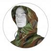 Накидка-Пончо Dromader увеличенная цифровая флора