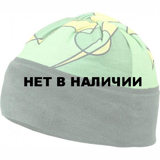 Мультибандана Комби Polartec® Power Stretch® smile green/eucalyp