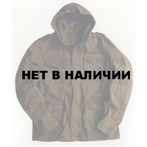 Куртка McGyver REV black Alpha Industries