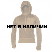 Куртка 3/4 Zip Grid Fleece Hoody Coyote Brown BLACKHAWK
