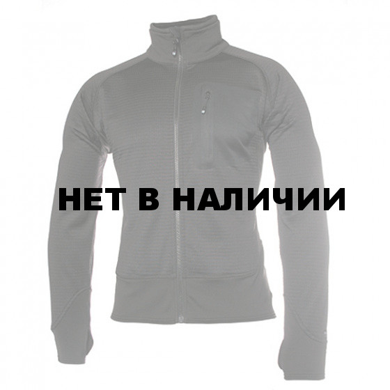Куртка Grid Fleece Jacket Black BLACKHAWK