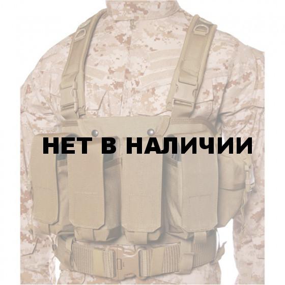 Жилет Commando Chest Harness Coyote Tan BLACKHAWK