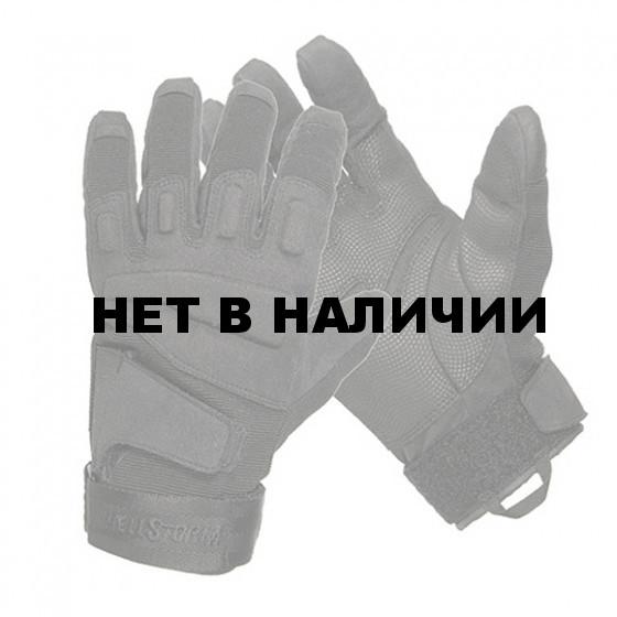 Перчатки S.O.L.A.G. Full Finger BLACKHAWK black