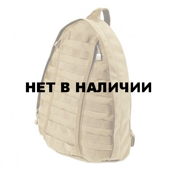 Рюкзак Sling Backpack BLACKHAWK coyote tan