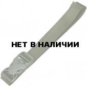 Крепежная стропа 25 мм с фастексом Duraflex 120 см 2 шт. оливковый